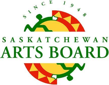 Funded by Saskatchewan Arts Board