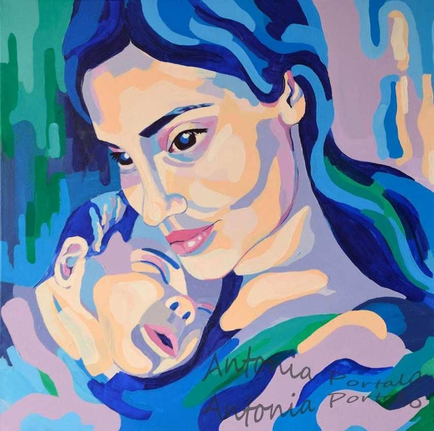 """""""Maternidad III"""""""