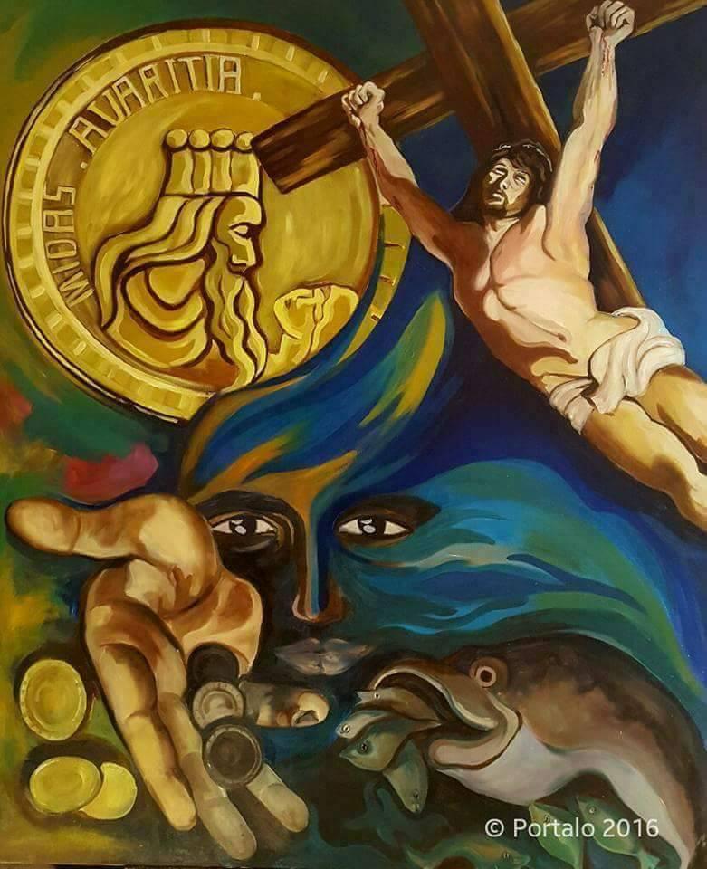 """""""AVARICIA, los 7 pecados capitales"""""""