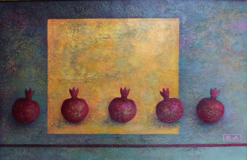 """""""Pomegranates"""""""