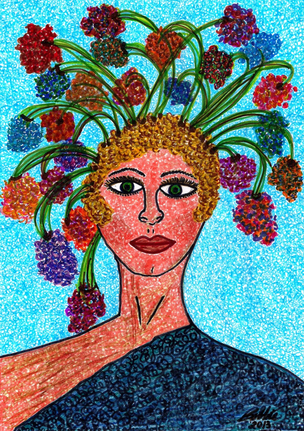 Head Full Of Flowers (2015).jpg