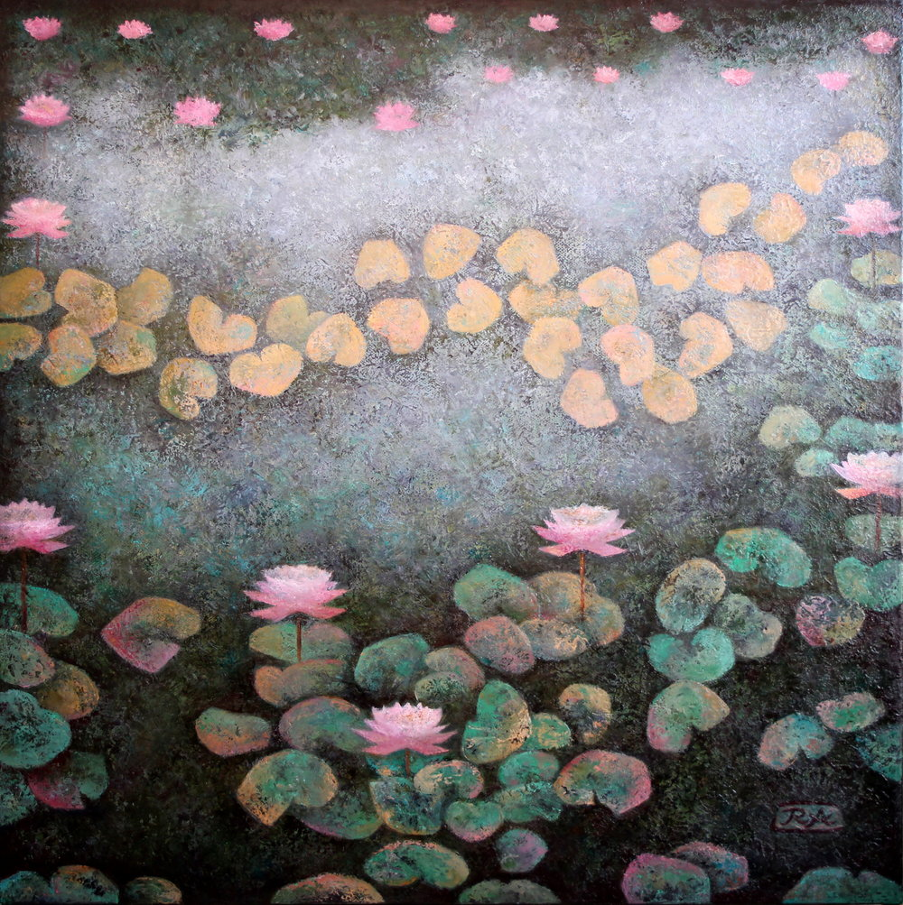 """WATER LILIES"""