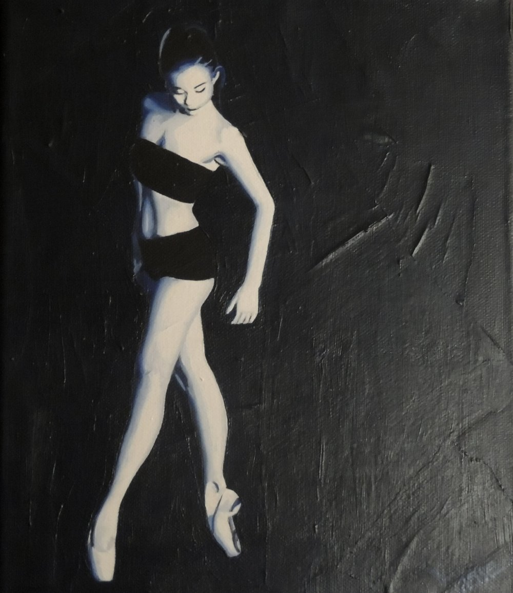 bailas-IV, òleo sore tela, 30 x 25 cms.jpg