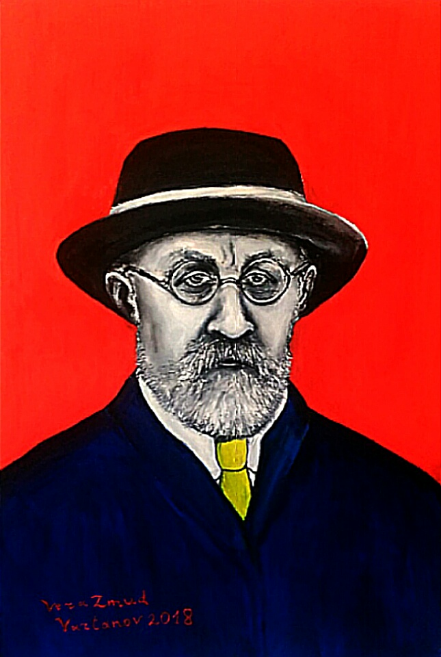 """HOMAGE TO HENRI MATISSE"""
