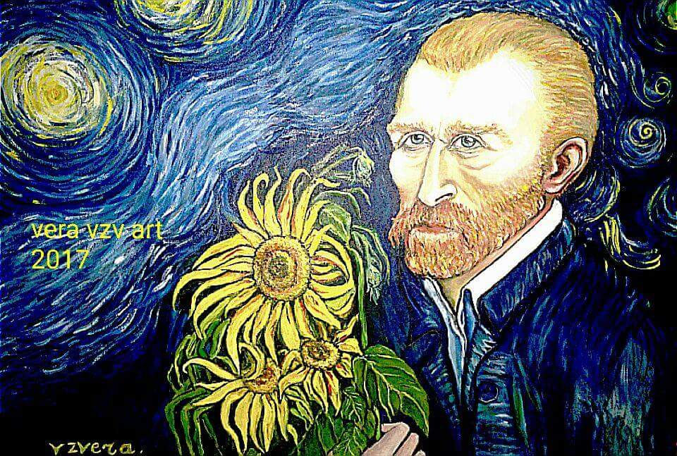 """HOMAGE TO VINCENT"""