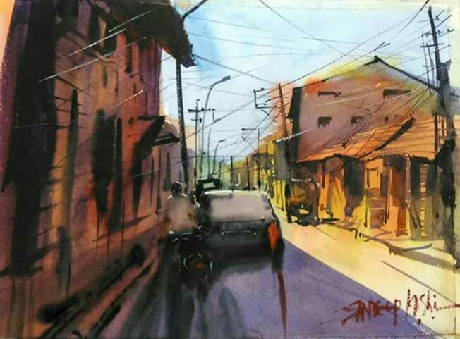 """""""STREETS IN KOCHI"""" II"""