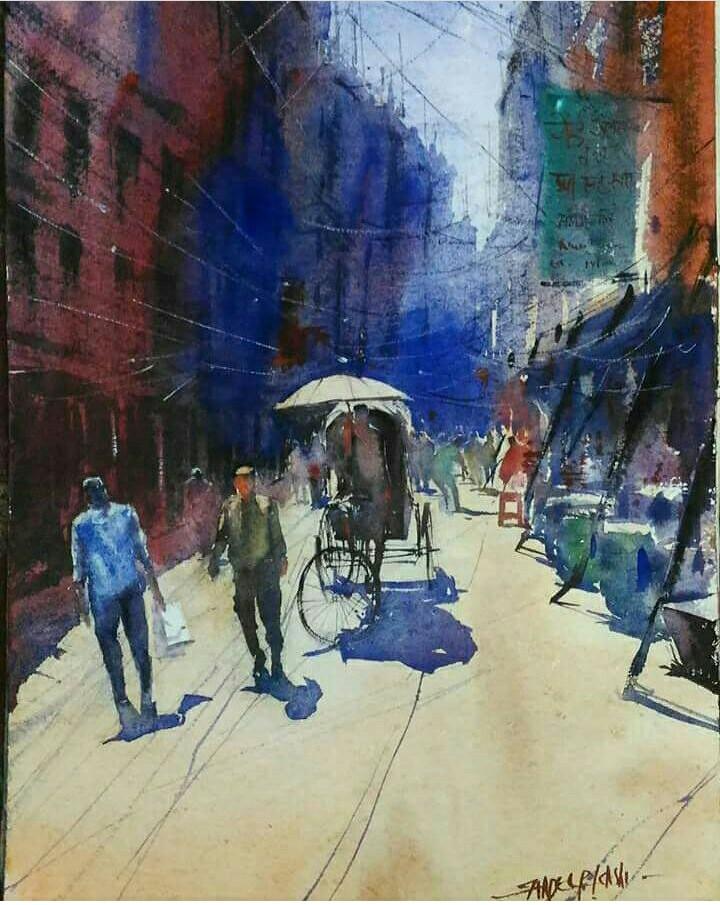 """""""STREETS IN NEPAL"""" II"""