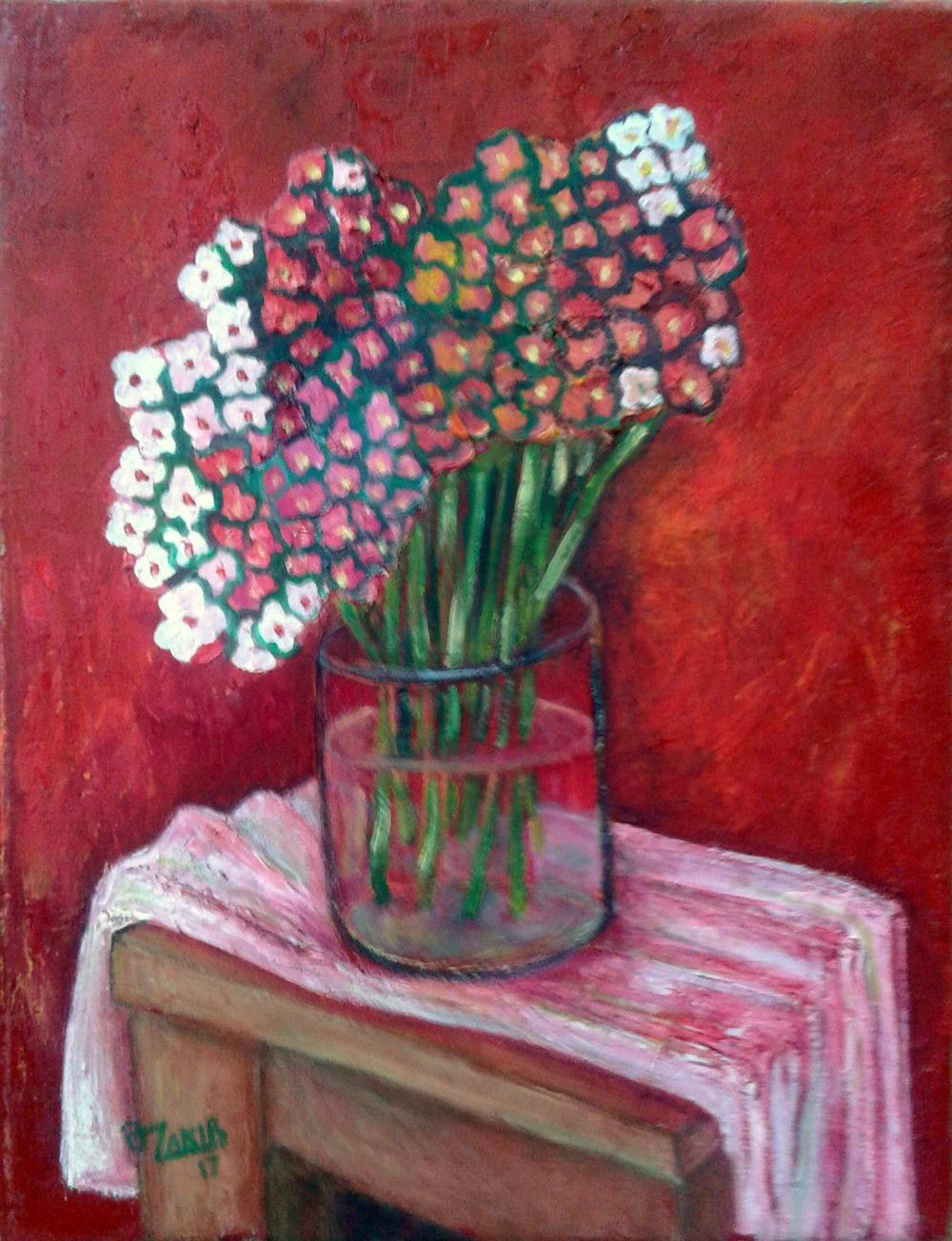 20.Spring flowers 2017year oil on canvas 45x35 cm1500$.jpg