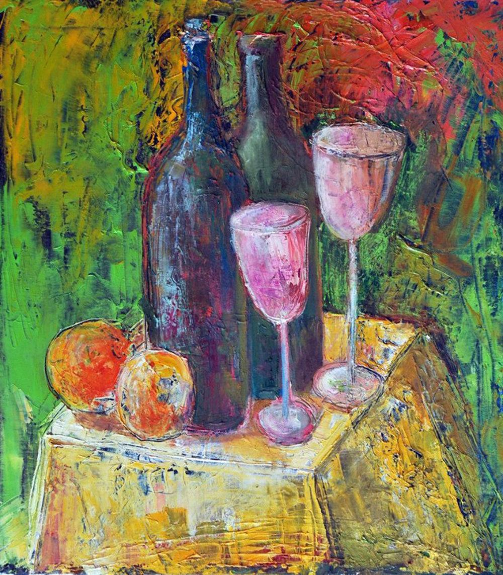 29Guilt 2014year 50X45cmOriginal Painting Oil on Canvas 3500$.jpg