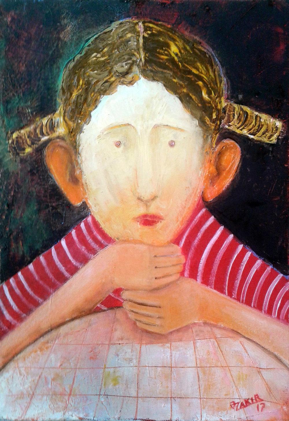35.Desire. 2017 year  Original Painting Oil on Canvas 50 x 35 cm.2500$.jpg