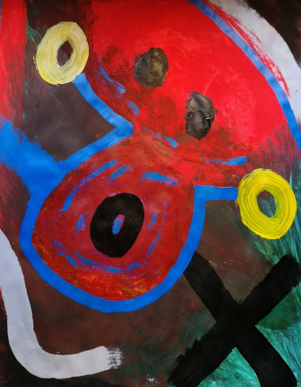 """IMAGEN"" Pintura nº 242"
