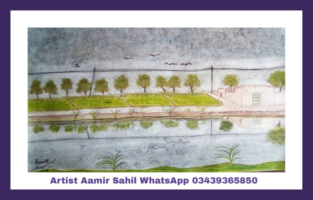 Watercolor on paper     5x10 inches     Price: 5.000 us dollars