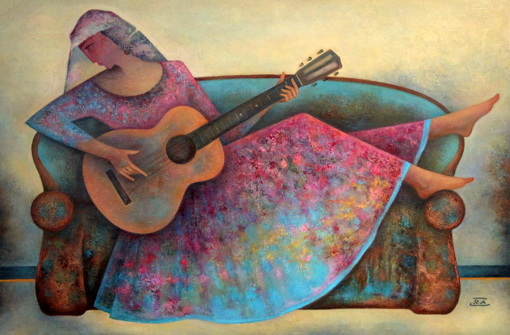 """SONG OF GYPSY WOMAN"""