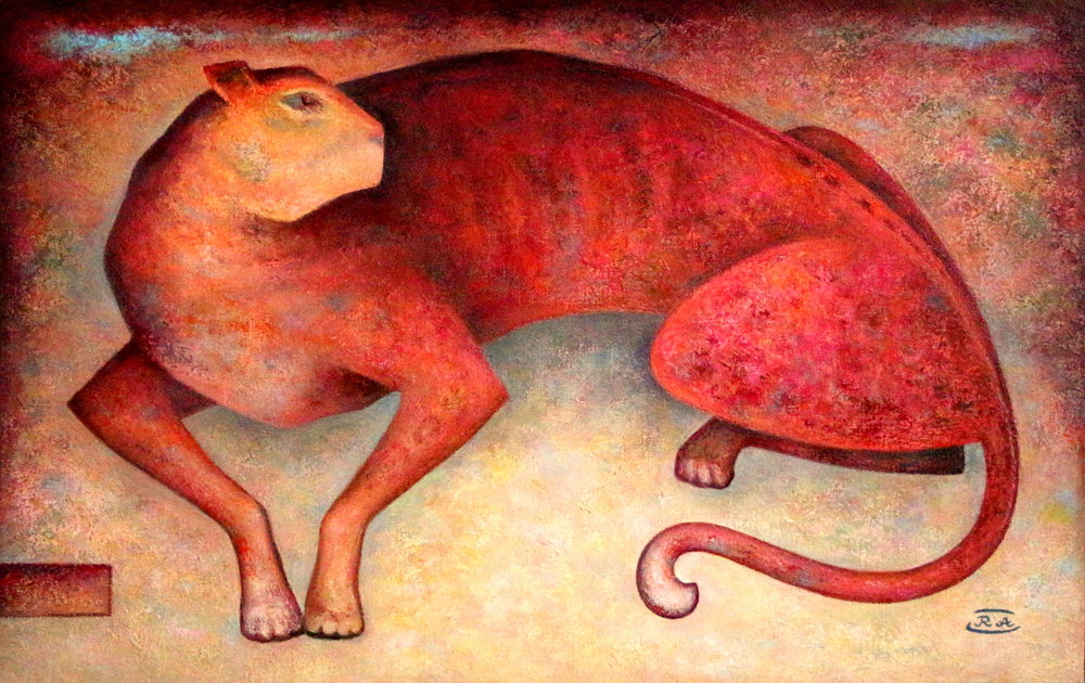 """RED CAT II"""