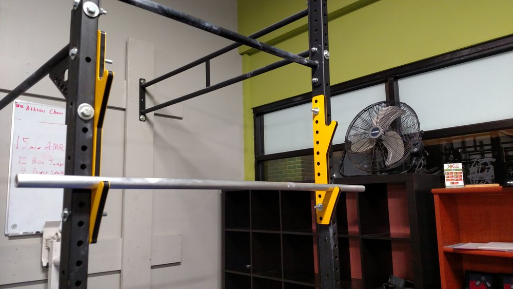 The  Salmon Ladder SMS , can be mounted to your rack in less than 2 minutes!