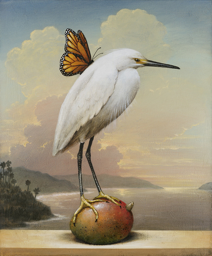 Angel with Mango, 2012