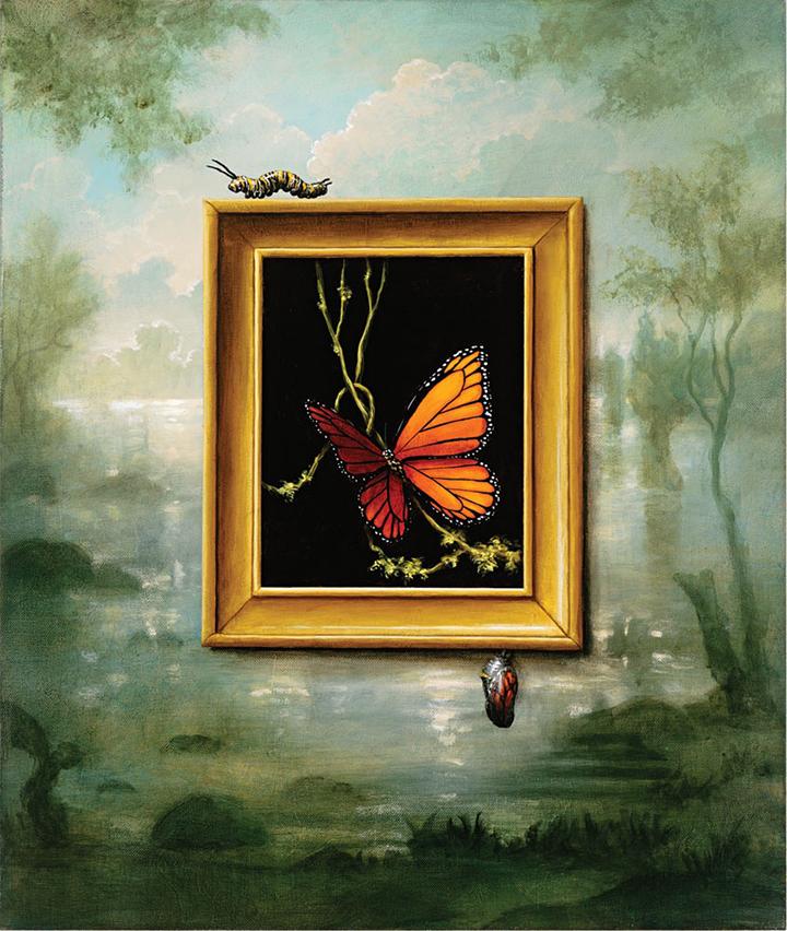 Memento: Monarch Butterfly