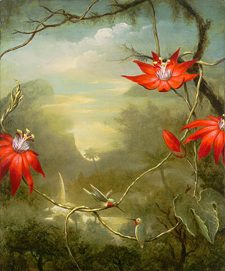 Passionflower Dream #2, 2007-2008