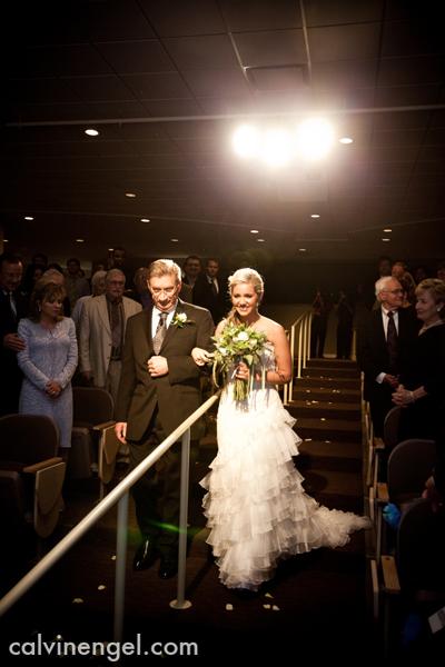 Ross/Sheffield Wedding - November 07, 2009