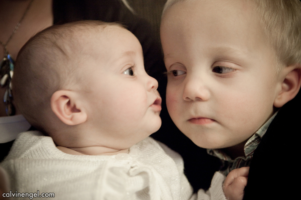 Emmitt and Alina Haskett - December 06, 2009