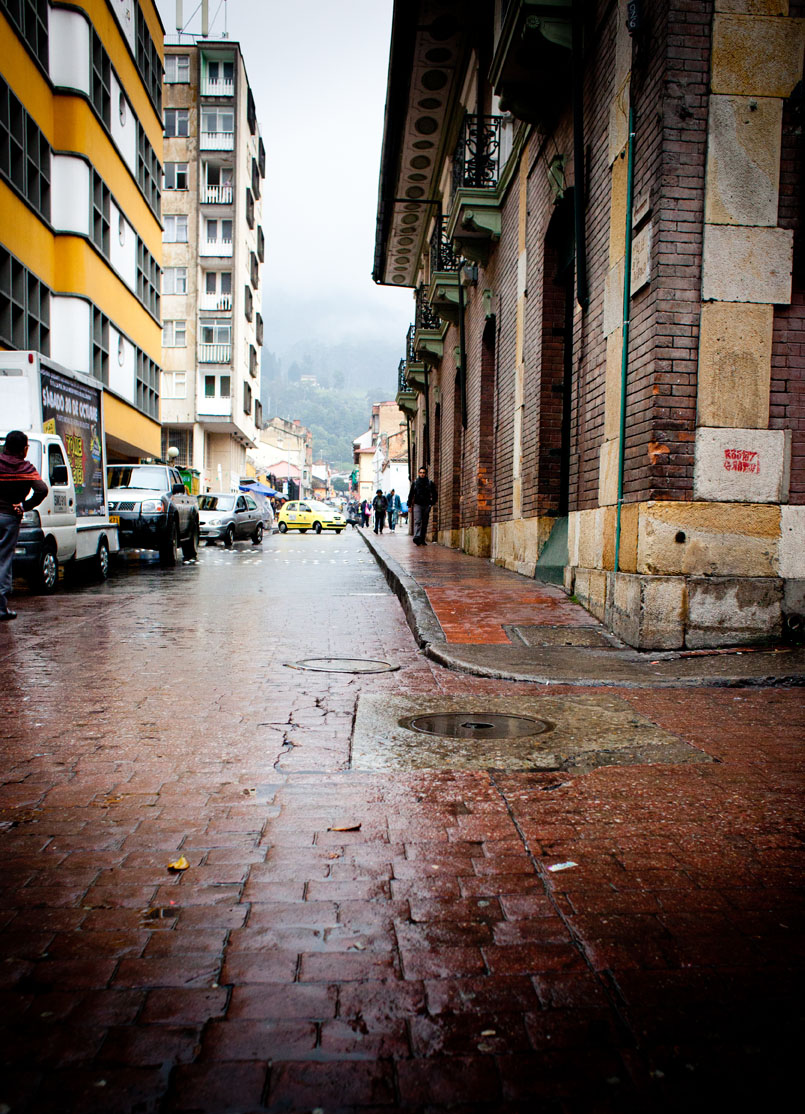 Day off in Bogota 10/27/10