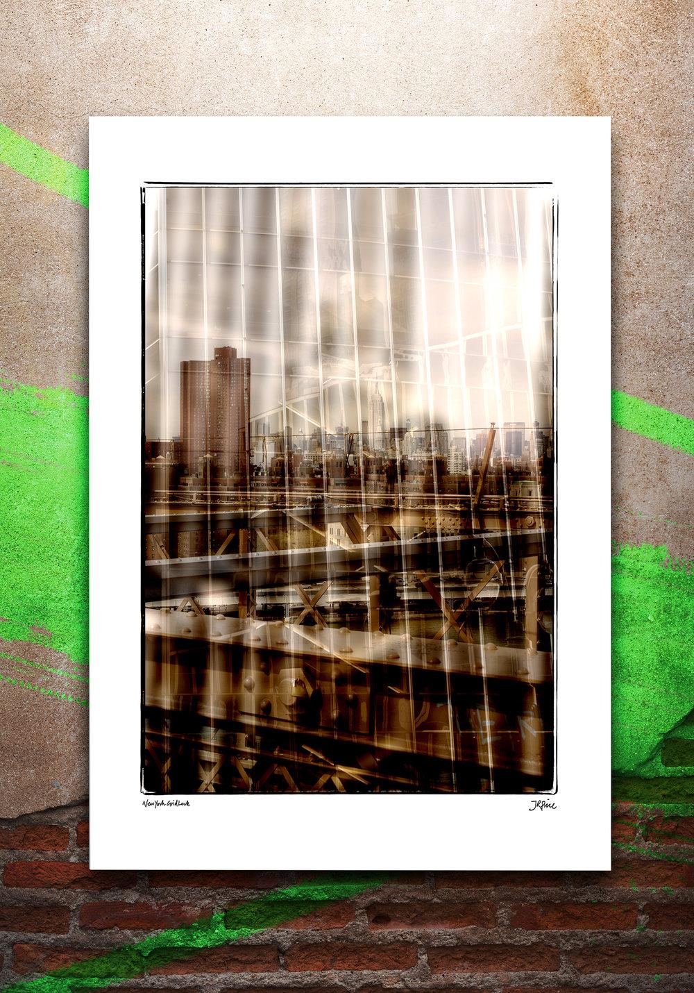 NewYork GridLock