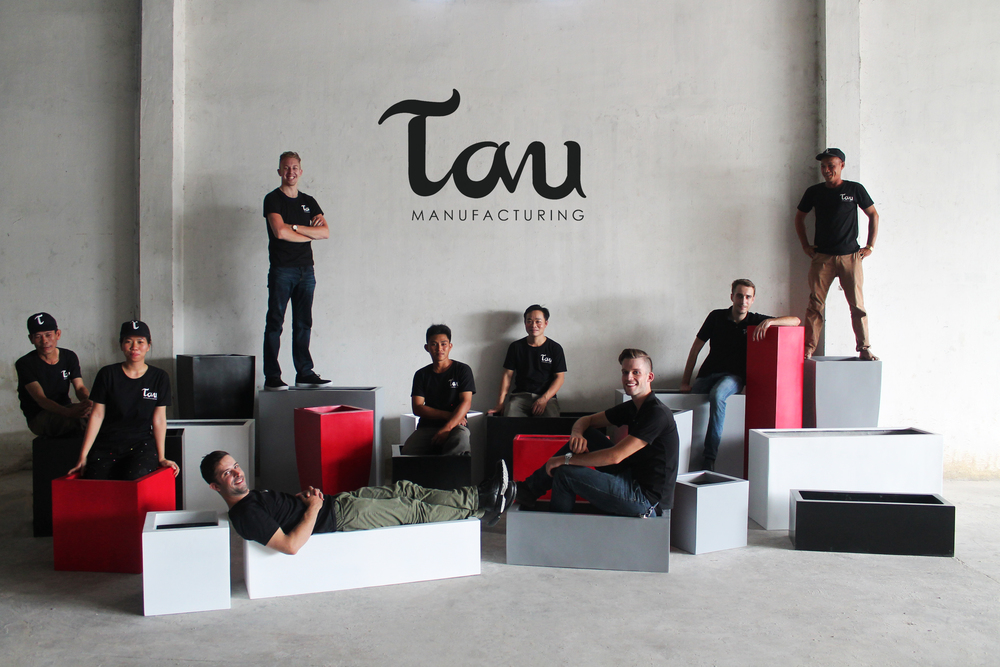 Tau Manufacturing Employees