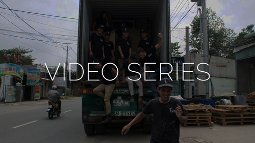Click to view our behind the scenes video series.