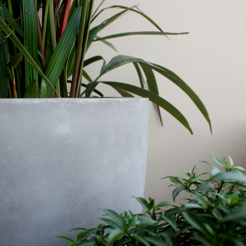 Lightweight Cement Planters