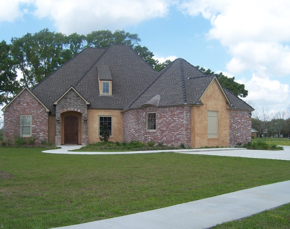 Louisiana house