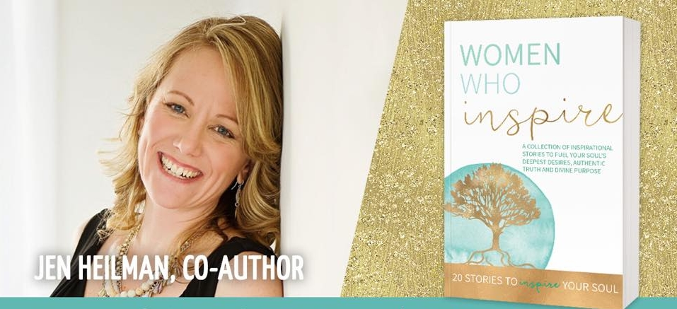 #1 Best Selling Author! My story and 19 other amazing WOMEN WHO INSPIRE! Available on Amazon!