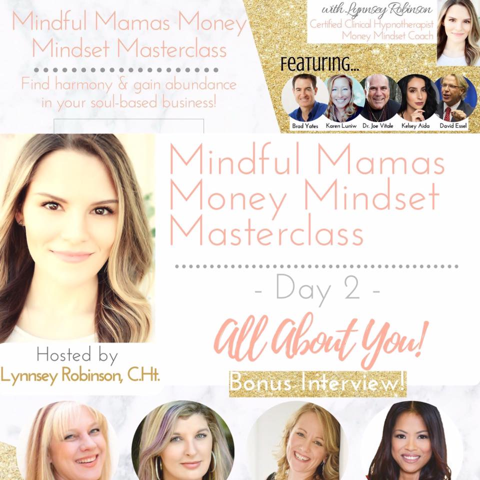 Mindful Mamapreneurs Masterclass w/  Lynnsey Robinson. We discuss how using the power of Feng Shui in your home will change the trajectory of your life
