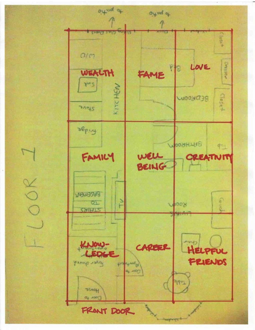 The Bagua Map The Most Important Tool In Feng Shui Jen Heilman