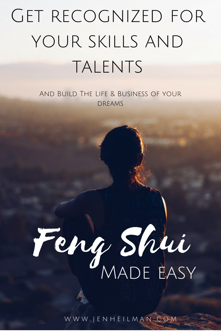Feng Shui for respect and recognition