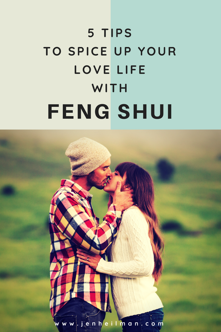 Spice up your love life with feng shui
