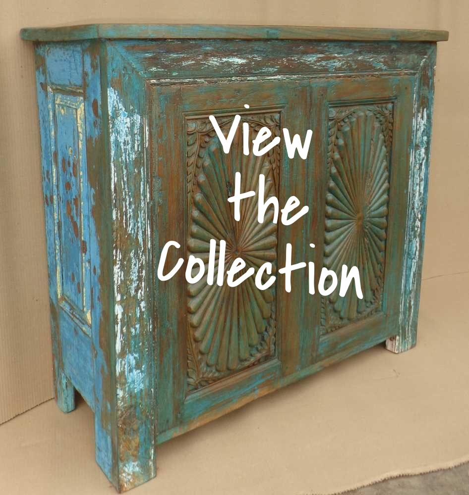 Our collection of Antique Furniture, Architectural Elements, Recycled Wood Furniture, Accessories, Gifts, Handmade Textiles, Handicrafts, Antique Doors & Gates, Architectural Openings, and Colonial Furniture.