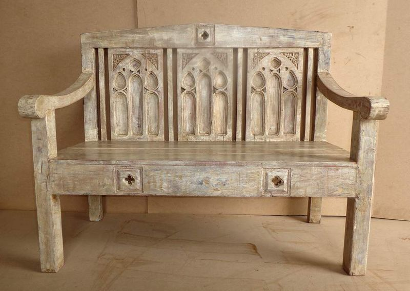 Gothic Benches MMNF608.jpg