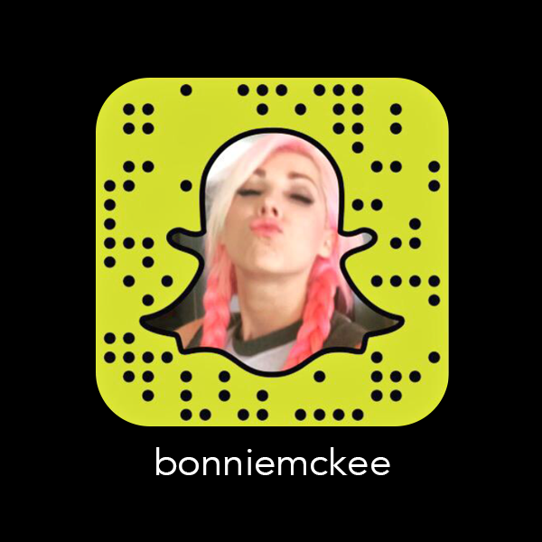 bonniemckee_famous_celebrity_snapchat_snapcode