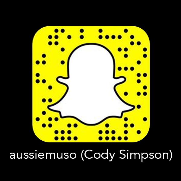 Cody_Simpson_famous_snapchat_snapcode_celebrity