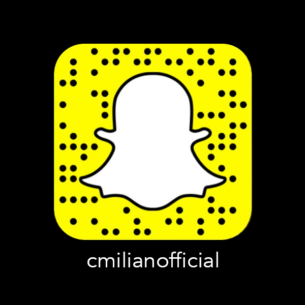 Cmilianofficial_snapchat_snapcode_official_famous_celebrity