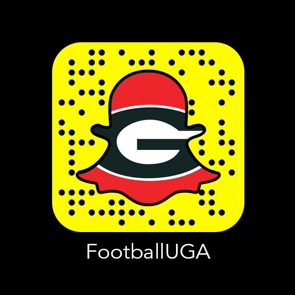 FootballUGA_Snapchat_Snapcode_College