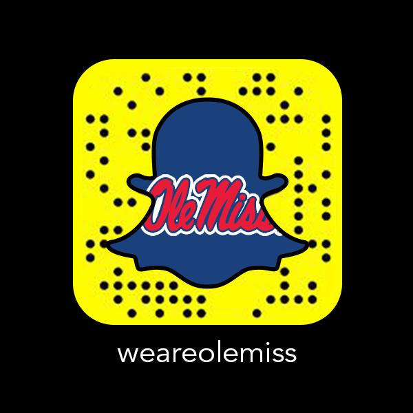 OleMiss_University_Snapchat_Snapcode
