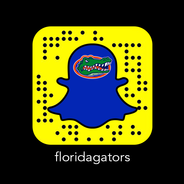 FloridaGators_Snapchat_Snapcode_Football
