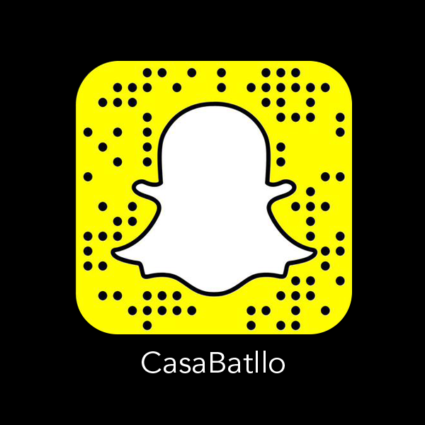 Our #2 Pick: CasaBatllo. This museum located in the heart of Barcelona was designed by the master architect, Antoni Gaudi. Follow this Snapchat account for a taste of Catalan culture.