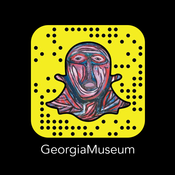 The Georgia Museum of Art, located on UGA campus takes their Snapchat account VERY seriously. By seriously, we mean seriously awesome.