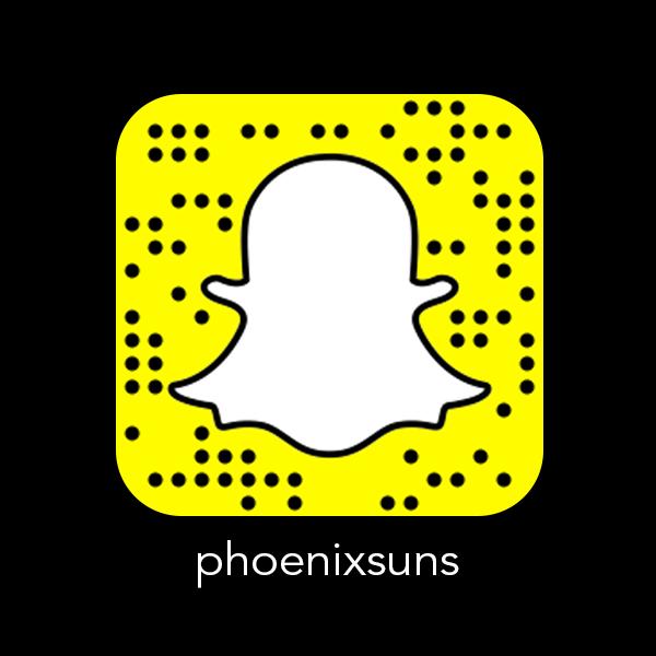 Phoenix_Suns_snapchat_Snapcode_Username