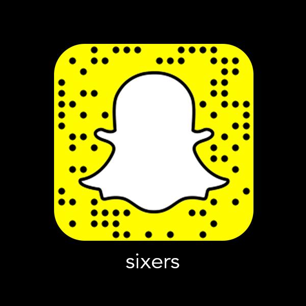 Sixers_snapchat_Snapcode_Username