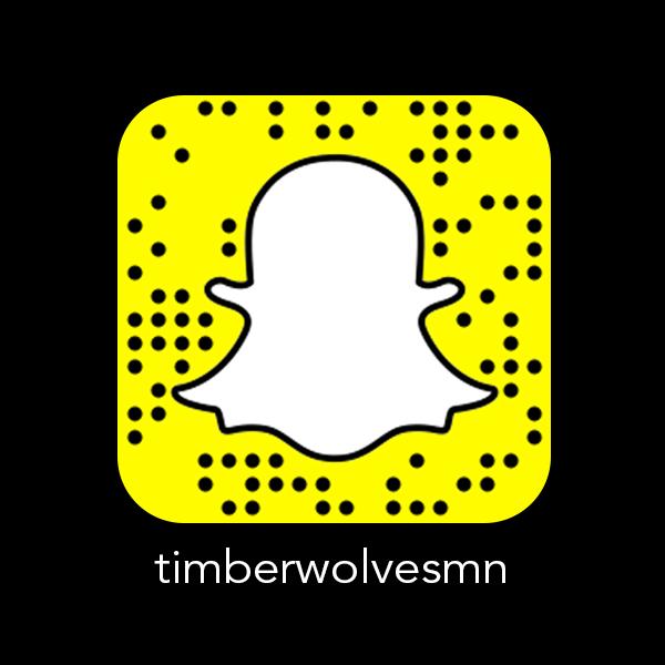 TimberWolves_snapchat_Snapcode_Username