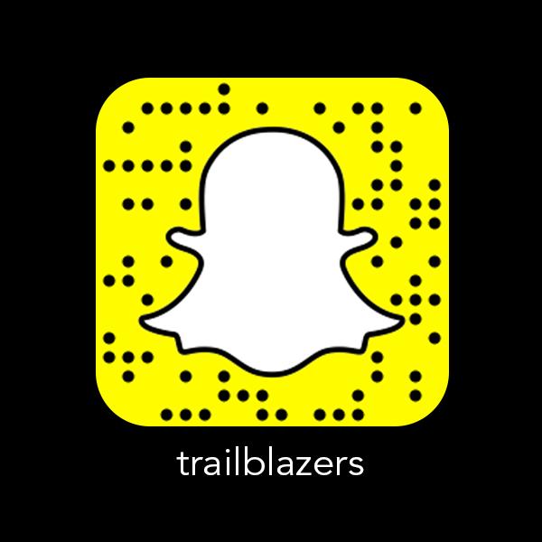 Portland_Trailblazers_snapchat_Snapcode_Username