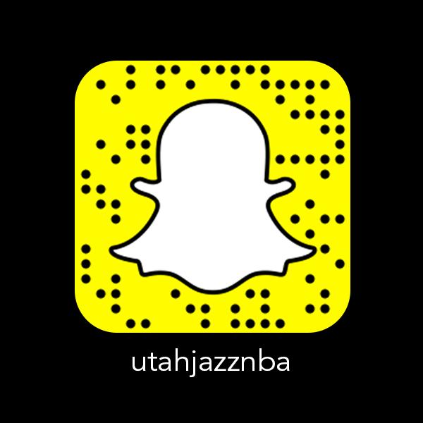 Utah_Jazz_snapchat_Snapcode_Username